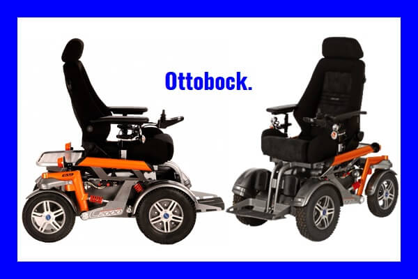 Ottobock Akülü Sandalye